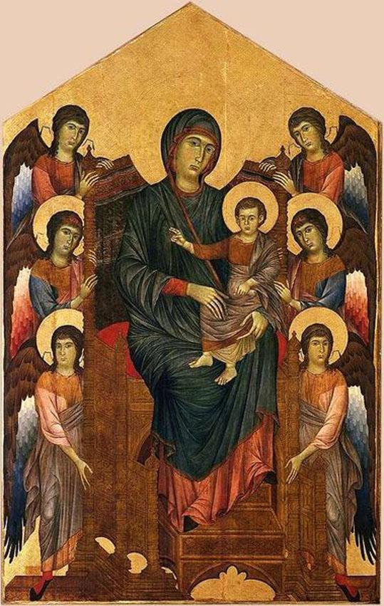 379px-Cenni_di_Pepo,_dit_Cimabue_-_La_Vierge_et_l'Enfant_en_majesté_entourés_de_six_anges,_1270.jpg